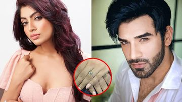 Paras Chhabra's Ex Akanksha Puri Flashes New Manicure But Our Eyes Are On That Rock; Is It A Commitment Ring?