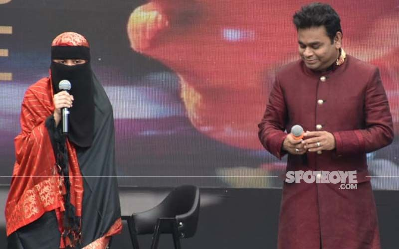 AR Rahman Hits Back As Trolls Accuse Him Of Forcing His Daughter To Wear A Niqab