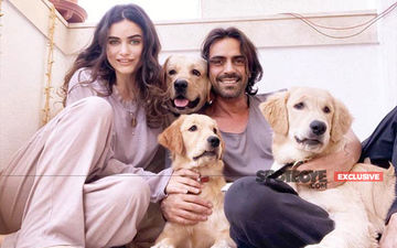Arjun Rampal Moves In With Girlfriend Gabriella At Her Bandra Abode