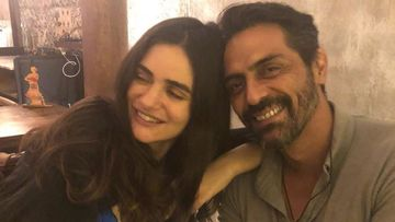 Arjun Rampal Birthday: Girlfriend Gabriella Demetriades Shares A Lovey-Dovey Post For Her 'Shriji'