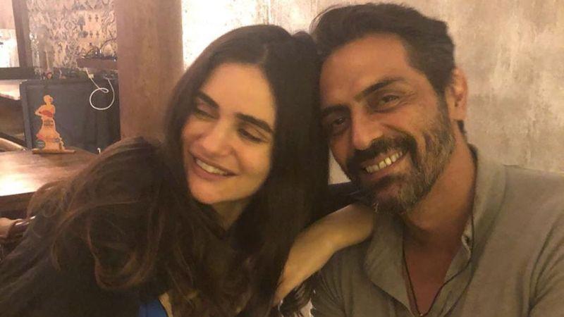 Arjun Rampal Birthday: Girlfriend Gabriella Demetriades Shares A Lovey-Dovey Post For Her 'Shriji'