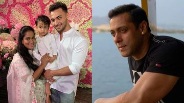 Arpita Khan Blessed With A Baby Girl: Mamu Salman Khan Thanks Arpita-Aayush For The Best Birthday Gift Ever