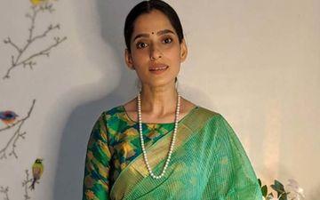 Priya Bapat Sways Around In Her Gorgeous Saree Collection