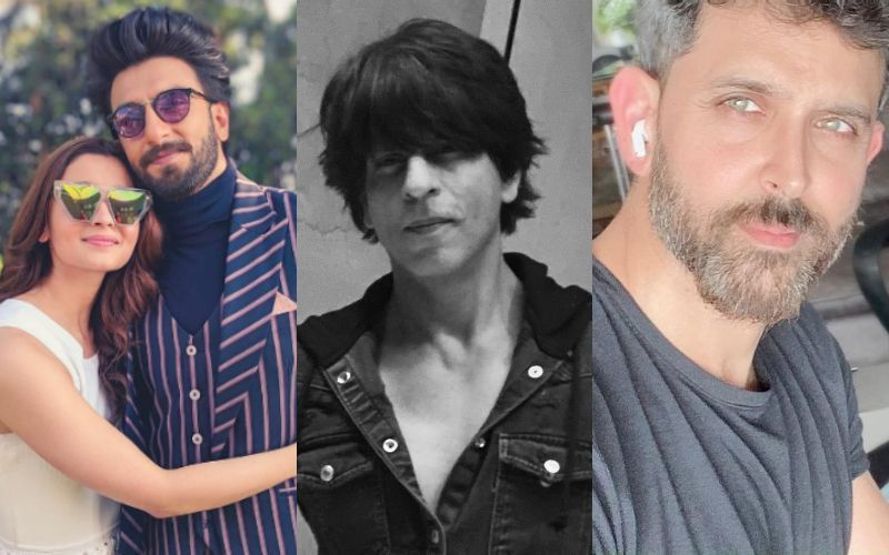 Ranveer Singh, Anushka Sharma, Alia Bhatt, Shah Rukh Khan, Hrithik Roshan Find A Spot In Asia-Pacific's List Of The Most Influential Celebrities on Social Media