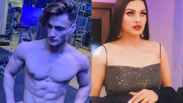 Bigg Boss 13: DAYUM, Asim Riaz Treats Fans With A Drool-Worthy SHIRTLESS PIC; Ladylove Himanshi calls him 'Pumpkin'