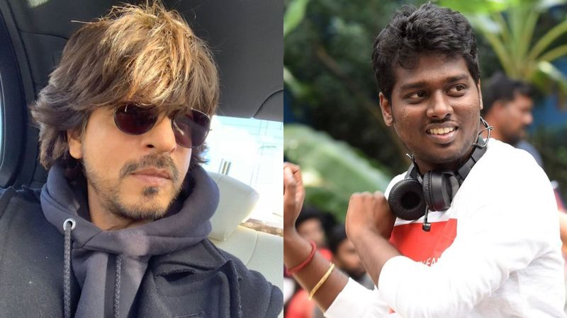 Atlee To Charge THIS Whopping Sum For His Bollywood Directorial Debut With Shah Rukh Khan?