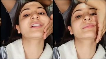 Anushka Sharma Shares Video From The Time 'When Someone Touching Your Face Was Relaxing'; Misses Getting Massages Amid Pandemic