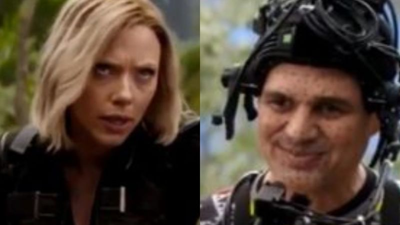 Avengers: Infinity War's DELETED Scene Featuring Hulk And Black Widow Surfaces Online; Fans Wonder Why Did Marvel Omit It