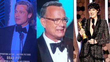 Golden Globes 2020 LIVE Updates: Night's Biggest Winners - Joaquin Phoenix, Brad Pitt, Renée Zellweger, Patricia Arquette