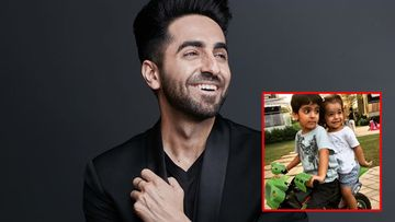 Ayushmann Khurrana's Reaction To His Kid's Sketch Of Bala Is Sure To Make You Go Aww – PICTURE INSIDE