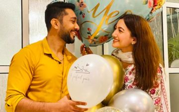 Bigg Boss 14 Toofani Senior Gauahar Khan CONFIRMS Her Engagement With Beau Zaid Darbar – Pic Inside