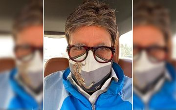 Amitabh Bachchan Gives A Little Monday Motivation As He Goes 'Off To Work' Amidst Coronavirus Pandemic