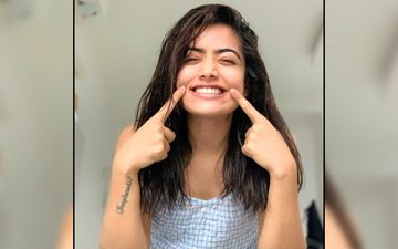Rashmika Mandanna Declared As The National Crush Of India 2020 By Google; Overjoyed Fans Trends #NationalCrushRashmika