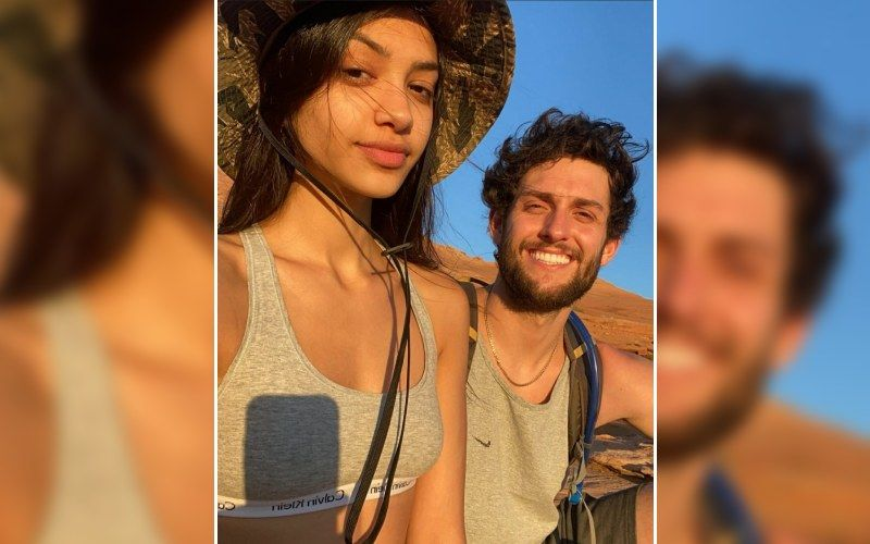 Ananya Panday's Cousin Alanna Panday Locks Lips In A Passionate Bathroom Kiss With Boyfriend Ivor; Mom Deanne Panday Reacts
