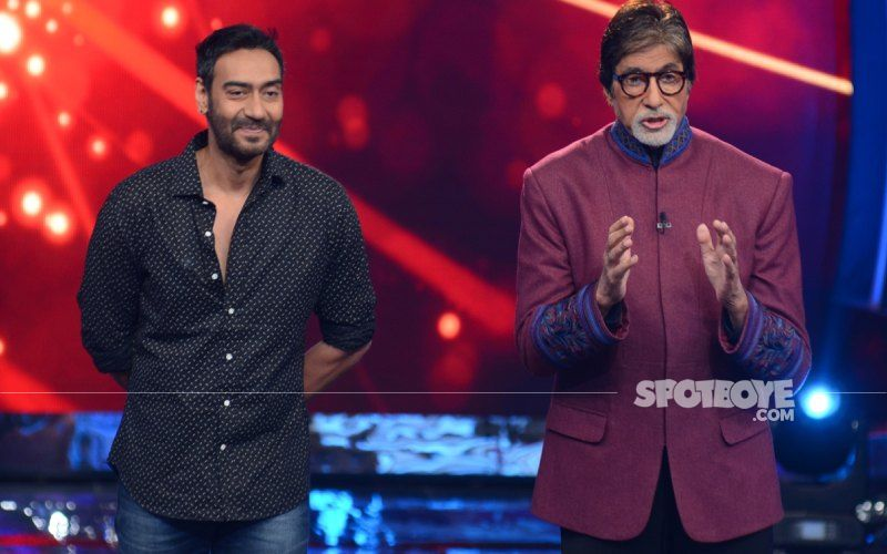 Mayday: Amitabh Bachchan And Ajay Devgn To Join Hands For A Thrilling Drama; Actor To Direct Big B