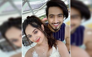 TikTok Stars Jannat Zubair And Faisal Shaikh Reunite Once Again For A New Song Marda Saara India – See Pics