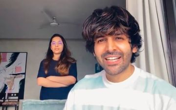 Kartik Aaryan's Savage Sister Reveals His True Identity; Actor Replies: 'Kitna Bhi Style Maar Loon, Kittu Sachchai Dikha Hi Deti Hai' – Video