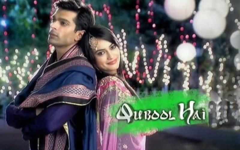 Qubool Hai 2: Surbhi Jyoti And Karan Singh Grover Share The New Logo Of The Hit Serial; Fans Are Overjoyed To See Zoya And Asad Once Again