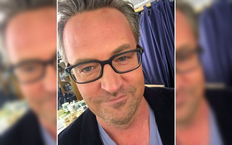FRIENDS Star Matthew Perry Gets Engaged To Molly Hurwitz; Calls Her 'The Greatest Woman In The Face Of The Planet At This Time'