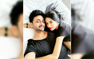 Amrita Rao And RJ Anmol Blessed With A Baby Boy; The Couple Ask Fans To Suggest Names For Their Newborn