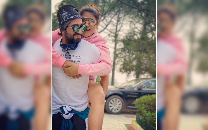Ayushmann Khurrana's Wife Tahira Kashyap Says They 'Decided He Will Not Come Home Until The Schedule Wraps Up'