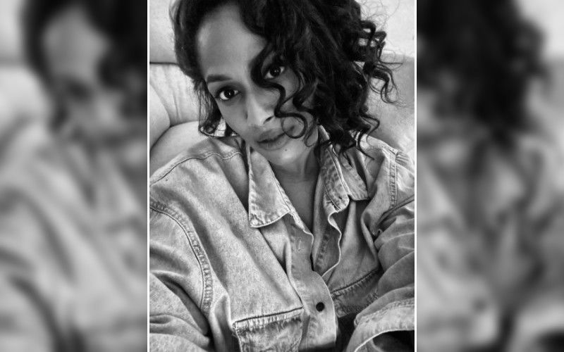 Masaba Gupta Runs On A Treadmill In Black Sports Bra And Shorts After Being Misdiagnosed With A Slip Disc; Tells Fans 'You Gotta Keep Moving'
