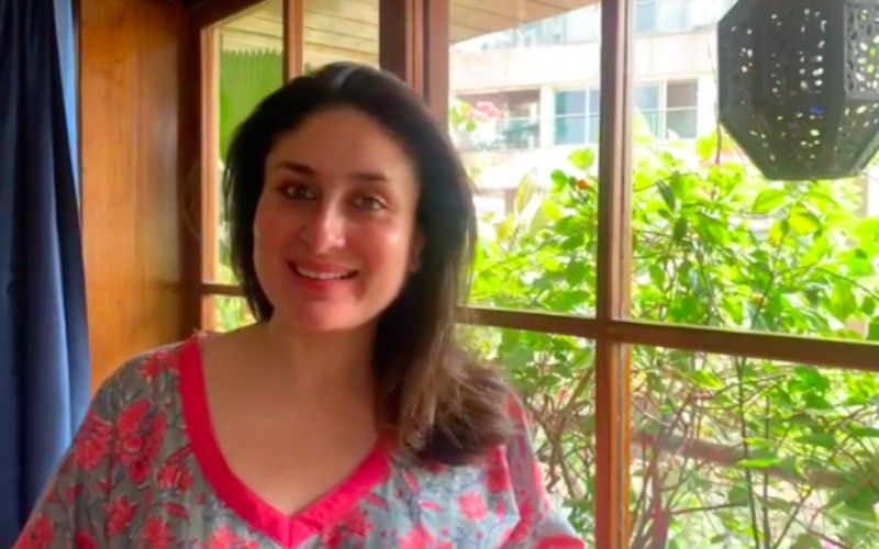 Pregnant Kareena Kapoor Khan Wearing Pink Comfy Pool Slippers Post Pack Up Is Every Mom-To-Be – VIDEO