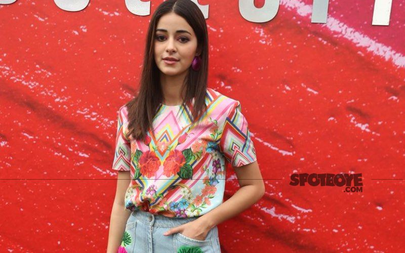 Ananya Panday Joins Forces With Mumbai's Cybercrime Squad To Spread Awareness About Cyberbullying