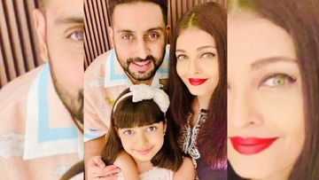 Aishwarya Rai Bachchan, Abhishek Bachchan And Aaradhya's Trip To Hyderabad Comes To End; Family Back In Mumbai
