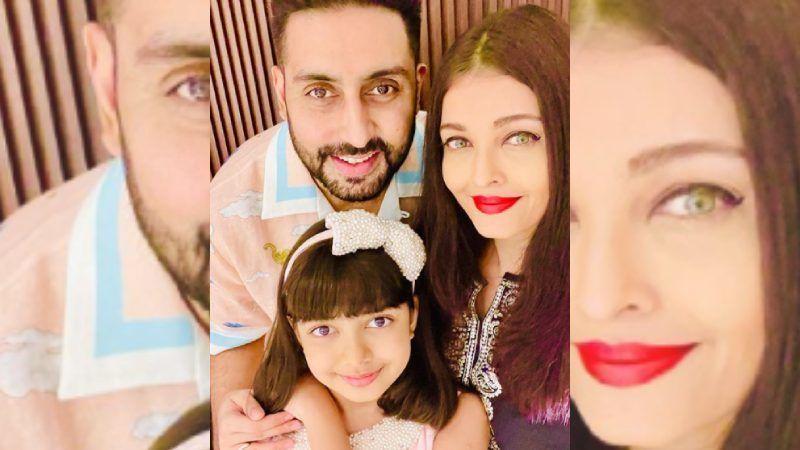 Aishwarya Rai Bachchan, Abhishek Bachchan And Aaradhya's Trip To Hyderabad Comes To End; Family Back In Mumbai