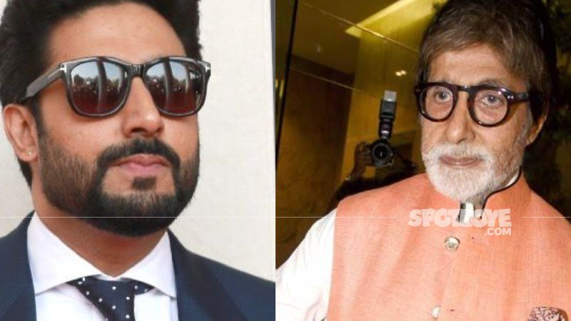 Abhishek Bachchan Once Wanted To Quit Acting Post Series Of Flops; Here's What Father Amitabh Bachchan Advised Him
