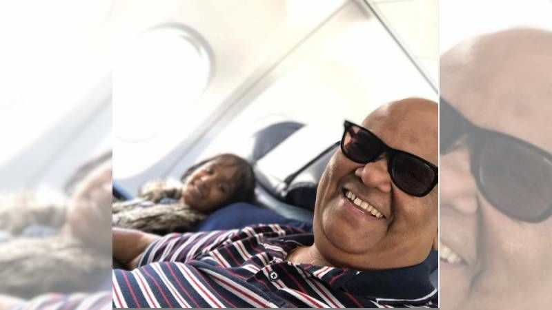 Satish Kaushik Shares A Pic From Hospital With Daughter As They Recuperate From Coronavirus; Thanks Anil Kapoor, Anupam Kher And Others For Well Wishes