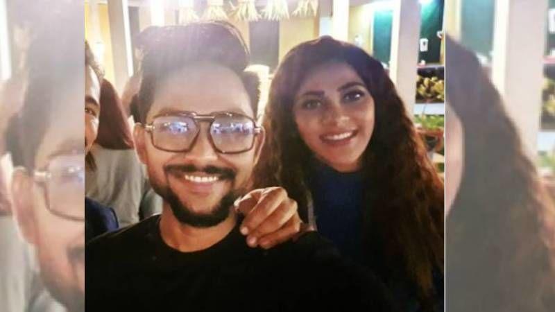 Holi 2021 Arrived Early For Bigg Boss 14's Nikki Tamboli And Jaan Kumar Sanu; Watch Their Sweet 'Rang Lageya Ishq Ka' Video Here