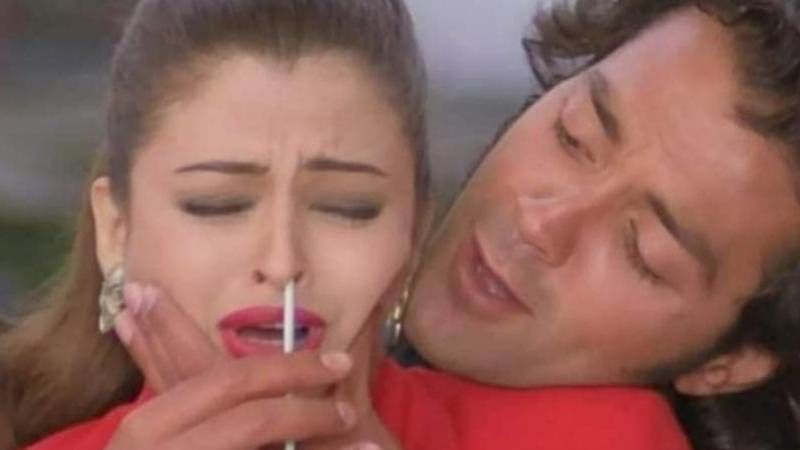 Netizens Are Tripping Hard Over 'Baba' Bobby Deol's Old Video Predicting Coronavirus With Aishwarya Rai Bachchan Long Before It Came Into Existence