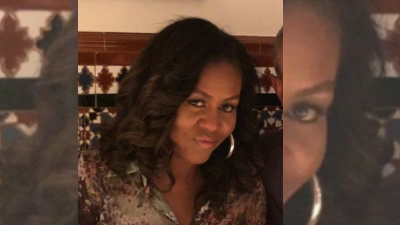 Former First Lady Of America Michelle Obama Comments On Viola Davis Playing Her In The First Lady: I Feel That I'm Not Worthy