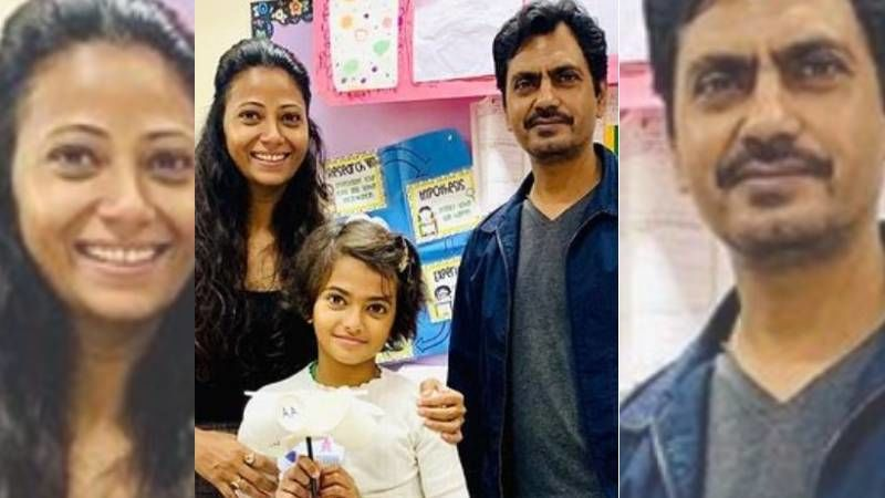 Nawazuddin Siddiqui's Wife Aaliya Reveals Their Daughter Shora Spent Good Time With Her Actor Father; Says She Taught Him Dance Steps