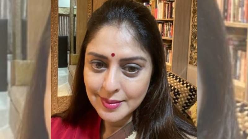 Actress Turned Politician Nagma Contracts Coronavirus After Getting Her First Dose Of Vaccination; Tweets 'Do Not Get Complacent In Any Manner'