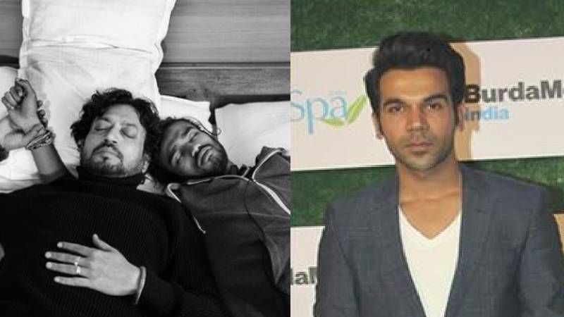 Filmfare Awards 2021: Irrfan Khan's Son Babil Khan Sobs Hard As Rajkummar Rao Too Breaks Down In Tears; Khan Jr Promises To Take Indian Cinema To Newer Heights