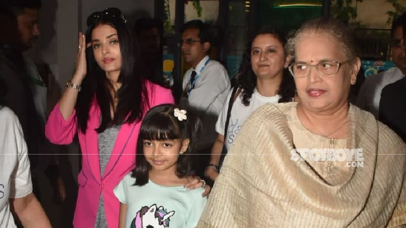 Aishwarya Rai Bachchan Pens A Note On Father Krishnaraj Rai's Death Anniversary; Shares Family Pic With Mother And Aaradhya