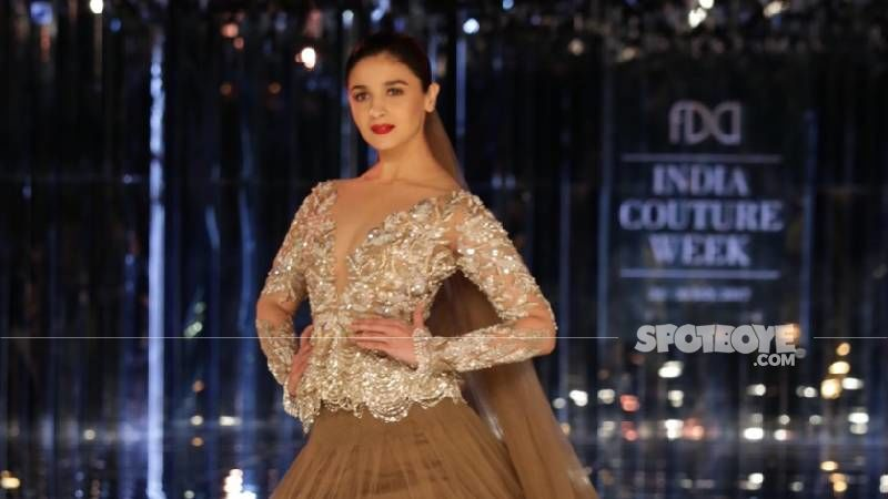 RRR: Alia Bhatt's FIRST LOOK As Sita Will Release On Her Birthday; Fans Can't Keep Calm