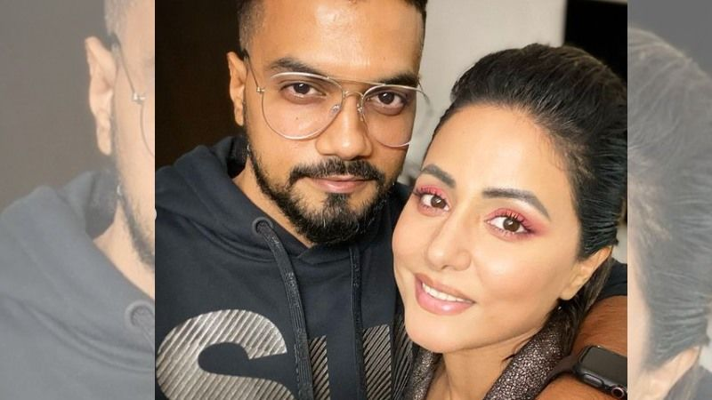 Hina Khan And Boyfriend Rocky Jaiswal Are Off To Maldives Again; Actress Shops Till She Drops At Victoria Secrets