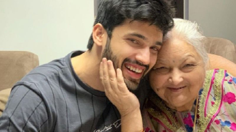 Parth Samthaan's Grandmother Passes Away; Actor Pens An Emotional Note Calling Her 'Cutest Doll In Our Family'