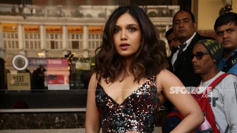 Bhumi Pednekar Wants To Do A Film That Highlights Impact Of Climate Change; 'There Are No Two Ways I Won't Do It'
