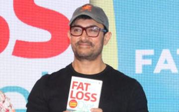 Aamir Khan Launches Dr Nikhil Dhurandhar's Book, Fat Loss Diet
