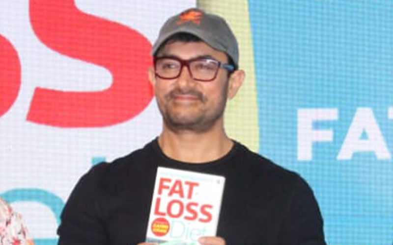 Aamir Khan Launches Dr Nikhil Dhurandhar's Book, Fat Loss Diet