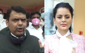 Kangana Ranaut Provided Y+ Security Ahead Of Her Travel To Mumbai; Former Mumbai CM Devendra Fadnavis Agrees With The Decision