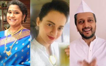 Riteish Deshmukh, Renuka Sahane, Dia Mirza And Others Oppose Kangana Ranaut's 'Mumbai Feeling Like PoK' Remark; Actress Responds To #KanganaPagalHai Trend
