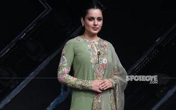Kangana Ranaut Drops A Bomb, Says She Is Coming Back To Mumbai Amidst Massive Backlash; 'Kisi Ke Baap Mein Himmat Hai Toh Rok Le'