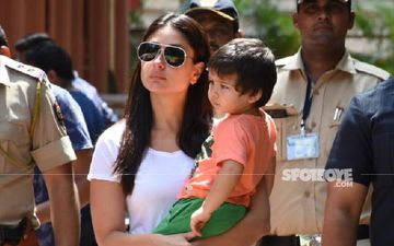 Kareena Kapoor Khan Reveals How Taimur Ali Khan Reacted To Her Second Pregnancy; 'He Is Very Ahead Of His Age'