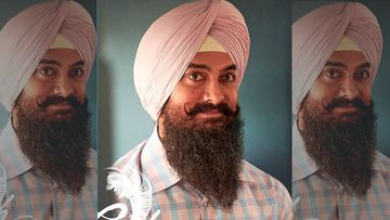 Laal Singh Chaddha First Look Poster: Aamir Khan Says 'Sat Sri Akaal Ji' As He Introduces Laal, The Turbanator